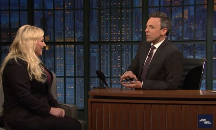 Meghan McCain asks Seth Meyers if he is Ilhan Omar's publicist
