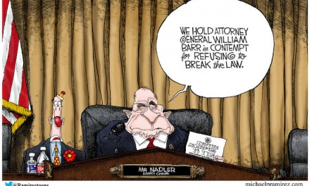 Nadler and his clown committee