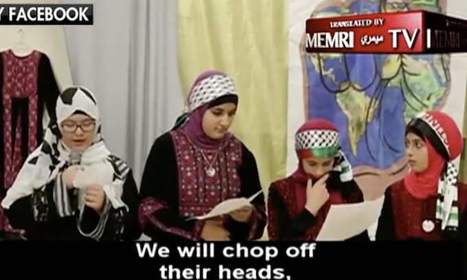 Muslim kids in Philly danced to chopping heads jihad song — investigation stalled