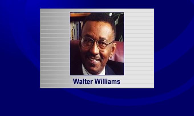 A Tribute – Walter E. Williams 1936-2020