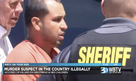 Sheriff: Mexican held in family's killing is in US illegally