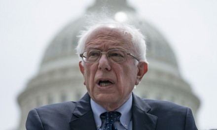 Sanders, Khana, seek to block funding to US military strike against Iran