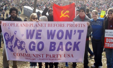 Communist Party USA aims to oust Trump using Democrats to do it