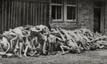 Tell Ocasio-Cortez that 1.1 million Jews were murdered at Auschwitz