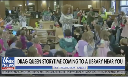 'Drag Queen Story Hour' shows what's gone wrong in America