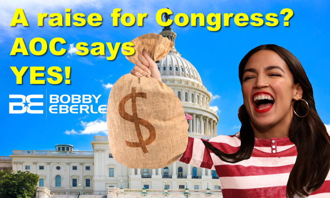 Does Congress deserve a raise? AOC thinks so! Michelle Obama to play 'oppressive' dodgeball