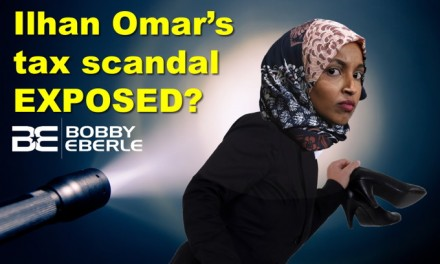 Ilhan Omar's tax scandal exposed? Media MELTDOWN as Trump says 'Give me the dirt!'