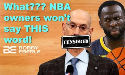 WHAT??? NBA owners won't say THIS word! Did AOC break immigration laws with her warnings?