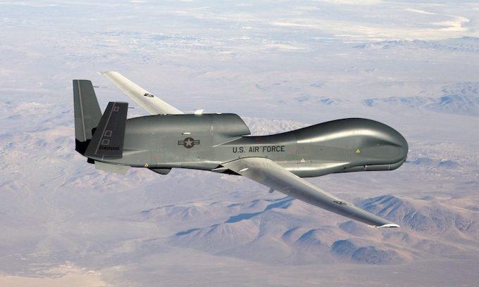 Iran claims Islamic Revolutionary Guard shot down U.S. spy drone