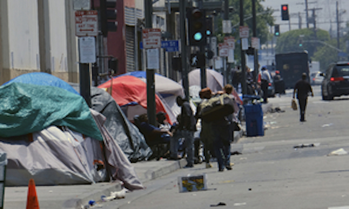 California to force homeless into housing
