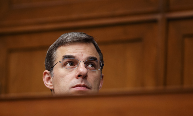Justin Amash won't rule out presidential run