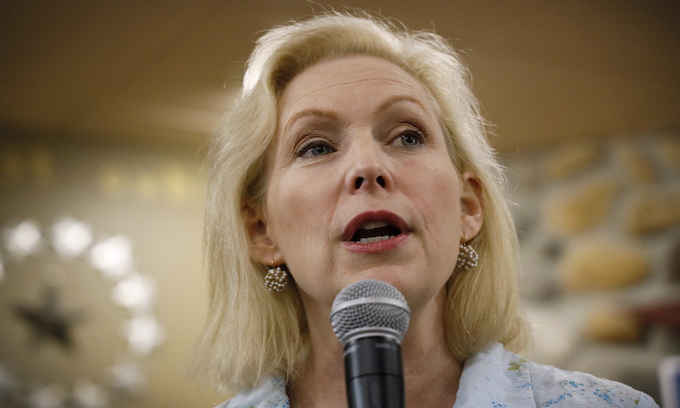 Gillibrand releases $10 trillion climate plan that includes carbon tax