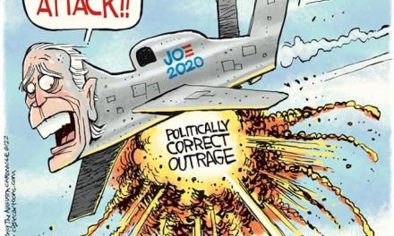 Biden the Drone