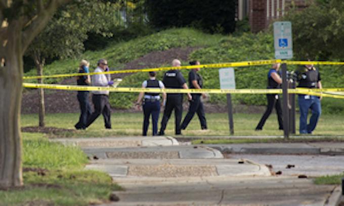 13 dead, including gunman, in shooting at Virginia Beach Municipal Center