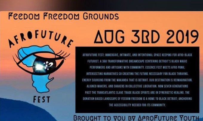 Backlash: AfroFuture Fest set ticket prices for whites double the price for blacks