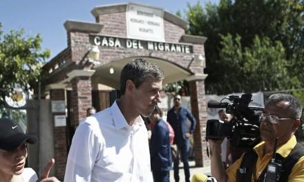 O'Rourke campaigns in Juarez