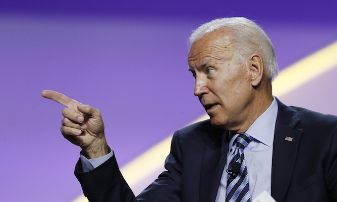 If Biden becomes president, he will declare war on your religious freedoms
