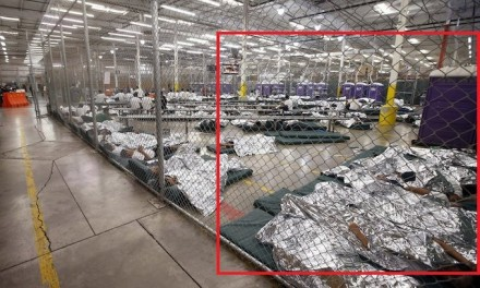 Oops! House Democrats attack Trump with Obama era pictures of children in cages