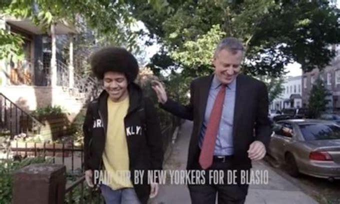 NYC's Anti-Cop Anarchy: What Say You, Dante de Blasio?
