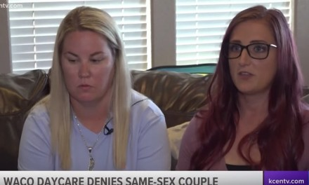 Lesbians shocked when their lifestyle isn't accepted by Christian daycare