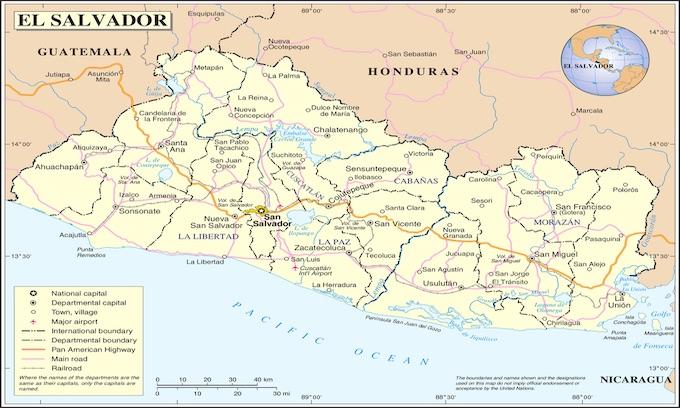 El Salvador leader takes blame for death of man, girl at U.S. border