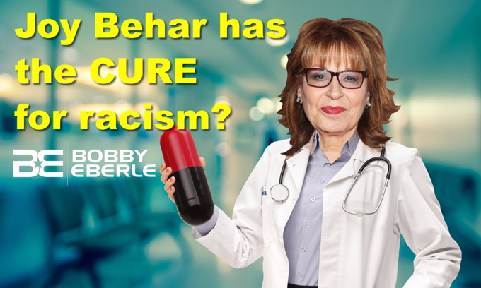 Joy Behar has the CURE for racism? Warren, Sanders, others pile out of clown car to debate