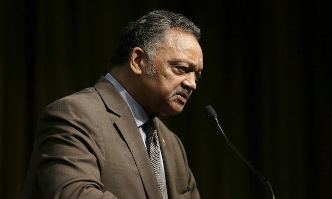 Jesse Jackson tells agitators not to march in Kenosha today