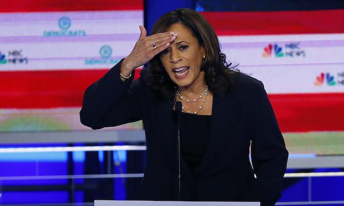Iowa or bust: Kamala Harris' last gambit to save presidential run