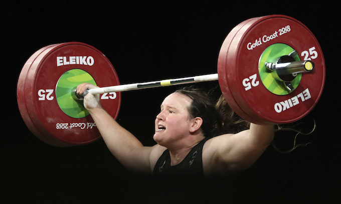 Another transgender wins women's gold medals