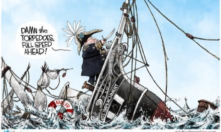 Captain Nadler takes the helm!