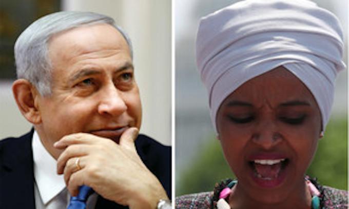 Will Netanyahu bar Ilhan Omar from entering Israel?