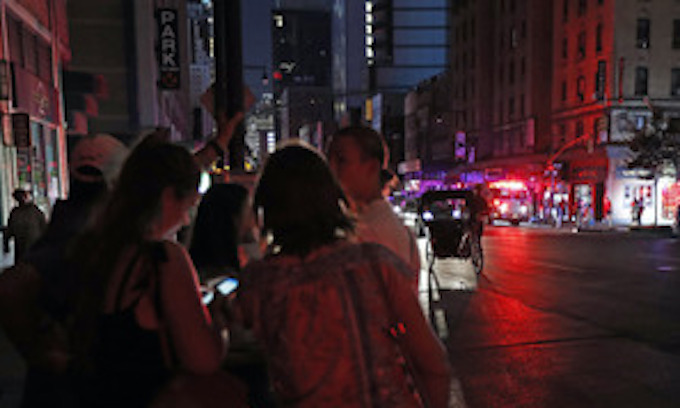 Con Ed to probe cause of electrical failures that darkened Manhattan