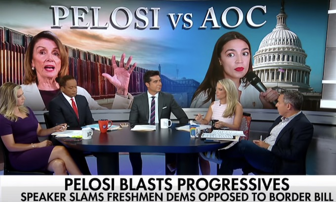 Ongoing catfight is a symptom of Democrat division going into 2020