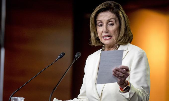 Kennedy mocks Nancy Pelosi: 'It must suck to be that dumb'