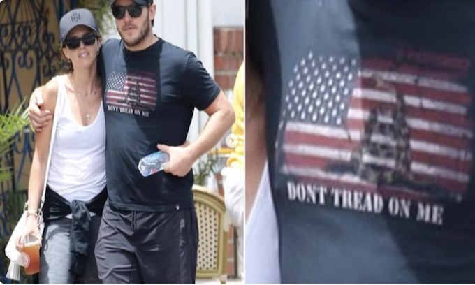 Chris Pratt sees wave of support for Gadsden flag T-shirt after media nontroversy