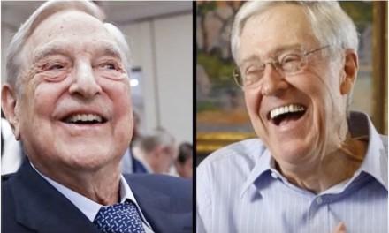 George Soros, Charles Koch bringing another U.N. in America's gates
