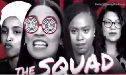 Campaign video: In their own words 'the Squad' reveals Democrat Party's seedy underbelly