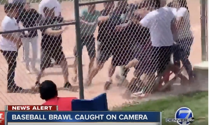 Hecklers, boors, brawlers give youth sports bad name
