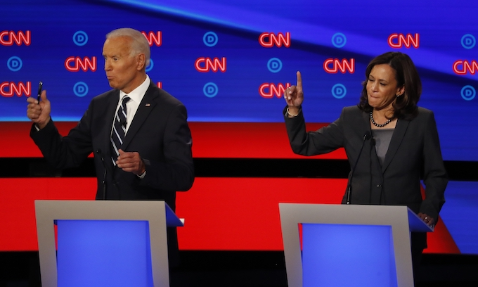 Eight Democrats qualify for September debate so far