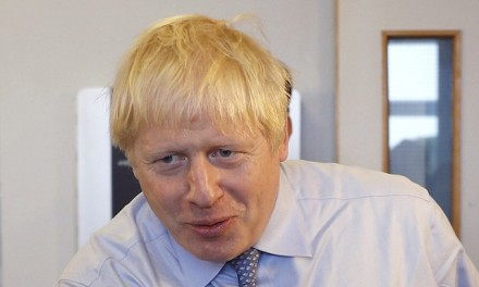UK's Johnson warns of tougher measures in COVID-19 fight