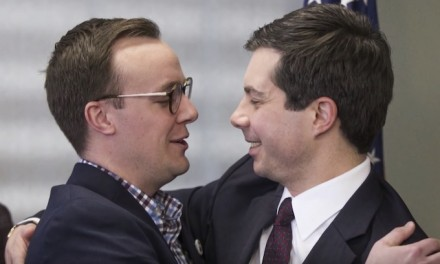 Rush Limbaugh sets off firestorm with Buttigieg kiss remarks