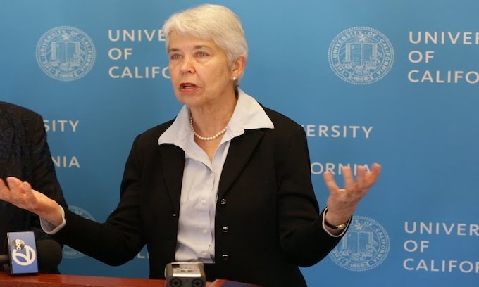 UC-Berkeley chancellor demands lawmakers 'remove weapons of war from our midst'