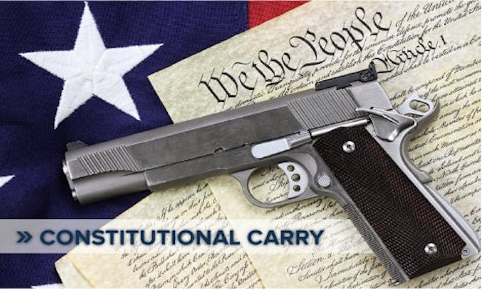 Oklahoma group challenges move to block permitless carry law