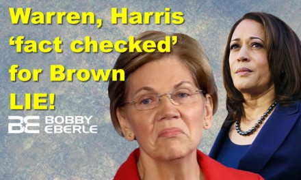 Harris, Warren 'fact checked' over Michael Brown LIE! Trump updates key immigration law
