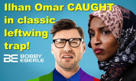 Ilhan Omar falls into CLASSIC leftwing trap! Fox News fires back at President Trump