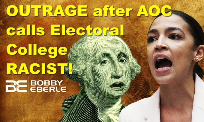 OUTRAGE after AOC calls Electoral College racist! CNN's Cuomo says Trump too good looking?