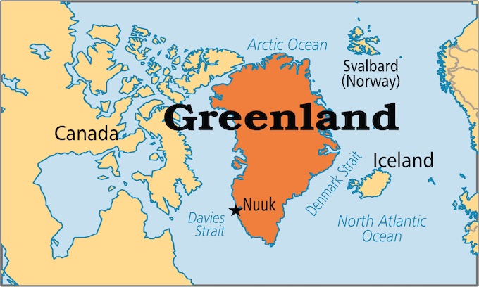Kudlow: White House 'looking at' Greenland purchase