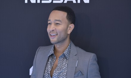 John Legend rips Trump, says 'The President regularly inspires killers' after El Paso and Dayton mass shootings