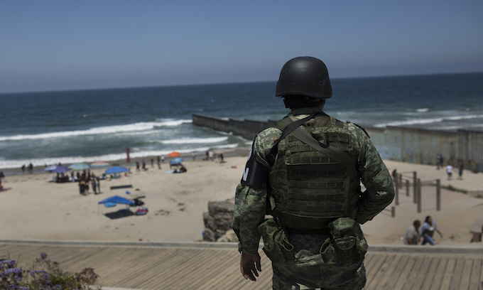 Some Central American migrants are giving up on asylum; returning home