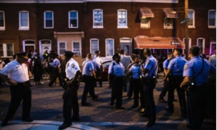 Suspect with long criminal history in custody in Philly after 6 officers shot
